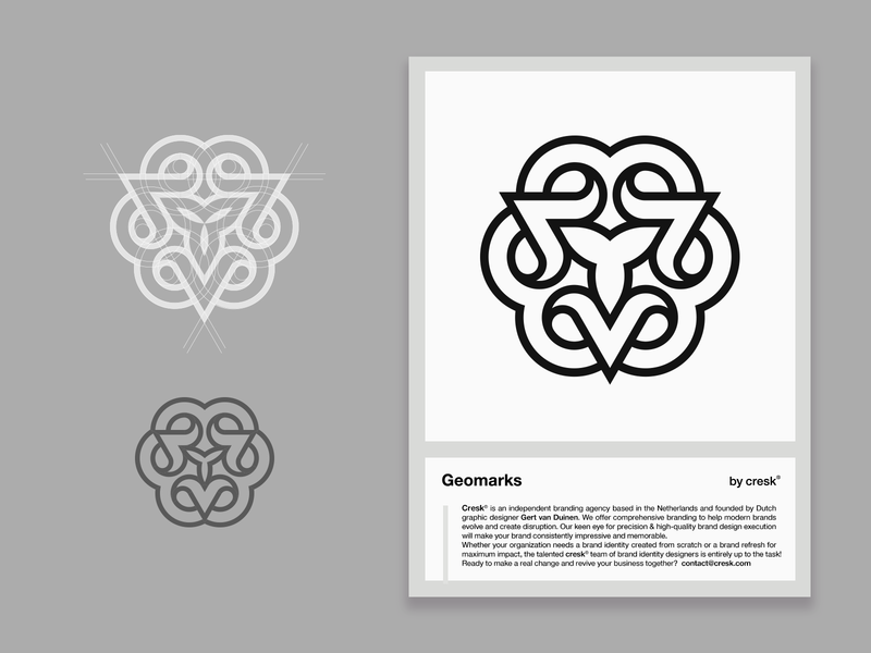 Geomarks - Geometric Logos