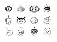 Bot Sketches