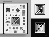 Logo Design (ambigram) Process