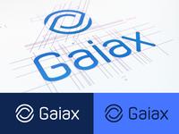 Gaiax Logo Design