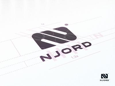 Njord by PUMA professional logo design brand design trademarks puma wordmark logotype brand identity design identity designer brandmark mark logo designer logo design custom logo design