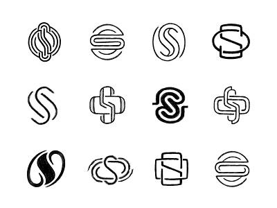 O/S process branding typography identity identity designer brandmark mark logo designer logo design logo