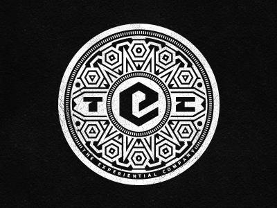 TEC Emblem - white