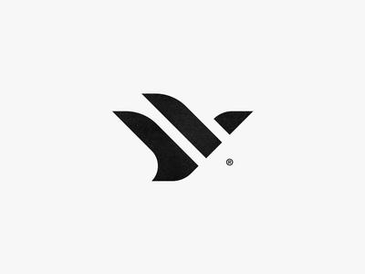FlyVinci Logo Design