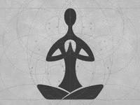 Yoga Logo Construction stage