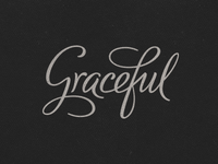 Graceful Lettering