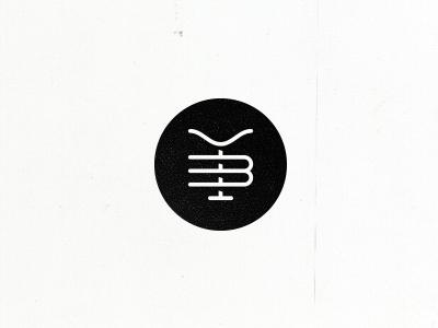 YB Monogram for Yassine Bentaieb portfolio yb monogram logo design logo designer icon solid brand identity initials quality logo application glyph brand