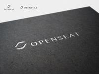 Openseat - brand mark & logotype design