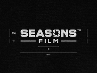 Seasons Film - Logo Design