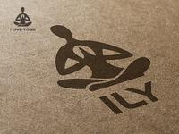 I Live Yoga - Logo / Identity Design