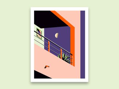 Berlin City Print