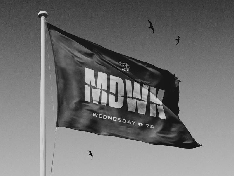 MDWK design branding logo sermon series church columbus ohio