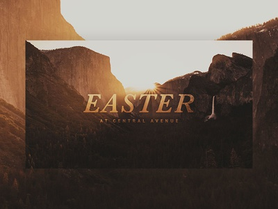Easter at Central