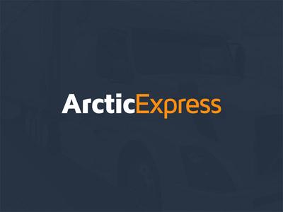 Arctic Express Wordmark