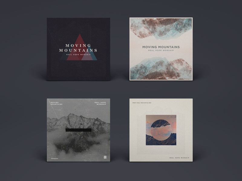 Moving Mountains EP raleigh lp ep cover cd branding album church columbus ohio