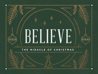 Believe - The Miracle of Christmas