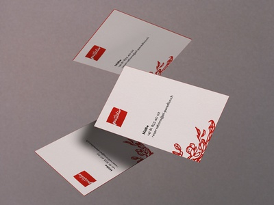 el paradiso business cards