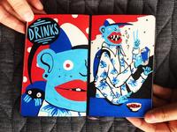 American sketchbook