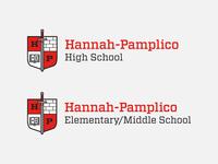 Hannah-Pamplico Schools Logos