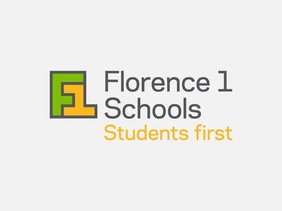 Florence 1 Schools Logo