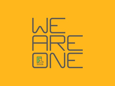Florence 1 Schools We Are One