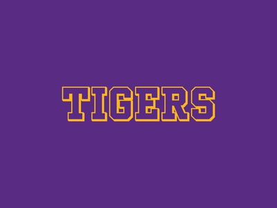 Tigers Logotype