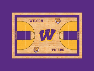 Wilson Basketball Court