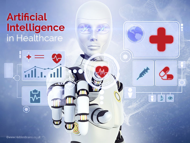 Image result for artificial intelligence in healthcare