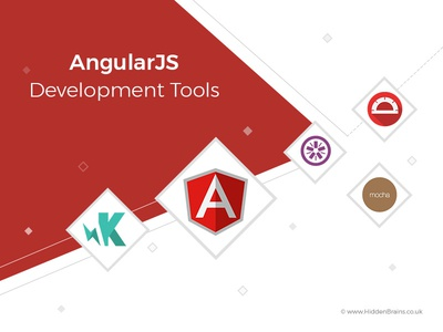 AngularJS Development Tools and IDE for Robust Applications