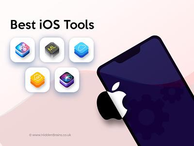 List of Best iOS Development Tools sdk facebook code flurry firebase best tool development developers ios app ios app mobile technology