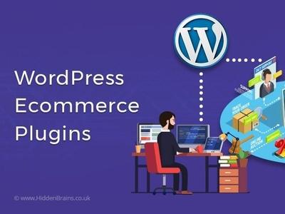 Best WordPress Ecommerce Plugins to Build Secure Online Store wordpress wordpress development wordpress blog theme wordpress design