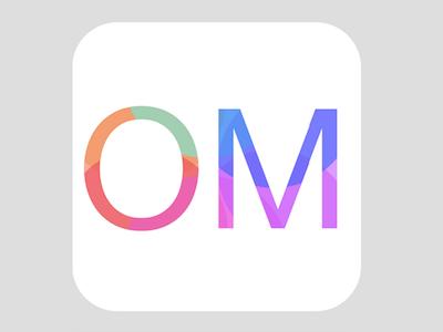 App Icon for my WWDC Profile App app icon wwdc app icon iphone