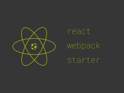 react webpack starter logo showcase code logo webpack react oss foss