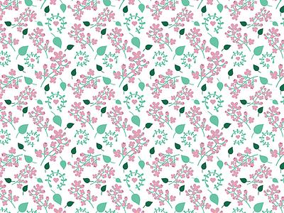 Floral Pattern spring pattern floral