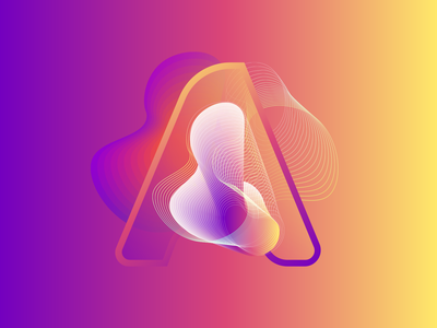 ArtHead Wallpaper blend abstract graphic design