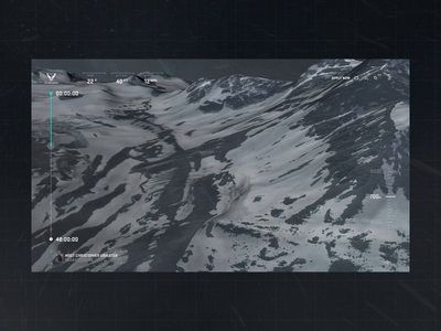 U.S. Air Force — Into The Storm us airforce animation wbgl ui design interface experience