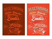 Zindi's Pizza Box Illustrations