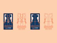 Two Cranes Logo 02