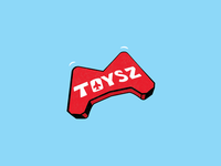 Toysz - screen print