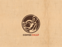 Coffee Chap - final logo design