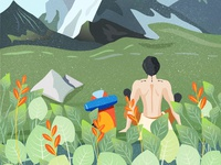 INTO THE WILD -  ILLUSTRATION_03