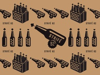 STRIFÉ 82 - Branding