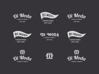Di Moda - Logo mood board