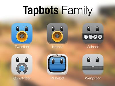 Carla (iOS 7) - Tapbots Family carla theme tapbots tweetbot netbot calcbot convertbot pastebot weightbot