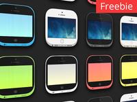 Carla (iOS 7) - iPhone 5s and 5c [FREEBIE]