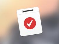 Listbook - OS X Yosemite Icon