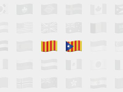 Catalonia Emoji emoji eleccions 27s independencia catalunya catalonia