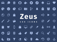 Zeus - Icon set for every project