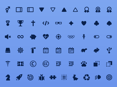 Zeus - Icon set for every project (v1.2 - 500 Icons!) icon icons line vector icon set web ios material icon bundle filled icons
