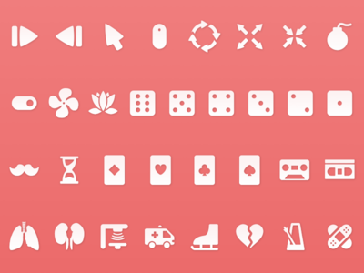 Zeus - Icon set for every project (v1.3) filled icons icon bundle material ios web icon set vector line icons icon